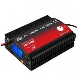 Powermaster 12v 20A Akü Şarj Aleti Digital