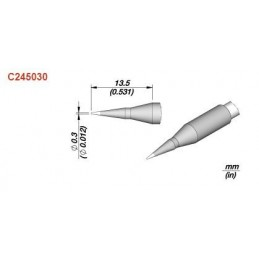 JBC c245-030 Konik Havya Ucu 0.3mm