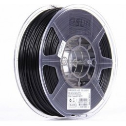 Esun 2.85mm ABS Plus Filament Siyah
