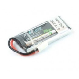 3.7V Lipo Batarya 450mah 25c