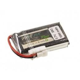 3.7V Lipo Batarya 1050mAh 25C