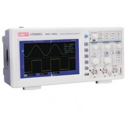 Unit UTD2025CL Dijital Osiloskop 2Kanal 25mhz