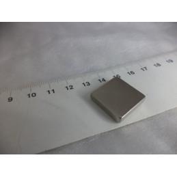 20x20x5mm Neodyum Mıknatıs Kare