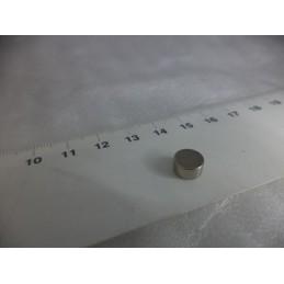 D8x4mm Neodyum Mıknatıs Yuvarlak