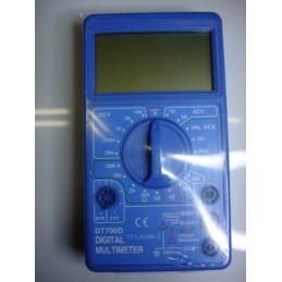 dt700 / dt860 geniş ekranlı ölçü