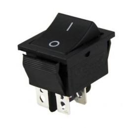 Geniş Işıksız Anahtar On-Off 4p