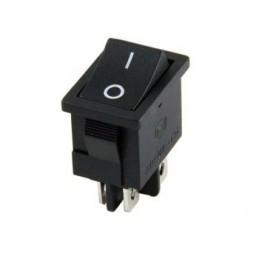 Mini Işıksız Anahtar On-Off 4p