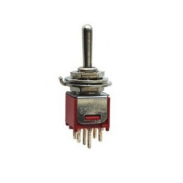 Toggle Switch On-Off 6p SMTS-202