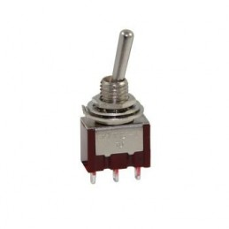 Toggle Switch On-Off 3p MTS-102 A Kalite