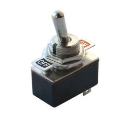 Toggle Switch Orta Boy On-Off 2p