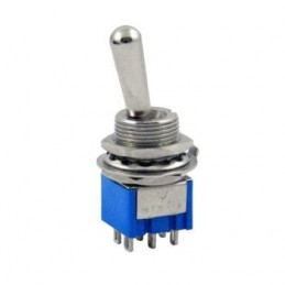Toggle Switch On-Off-On 6p MTS-203L