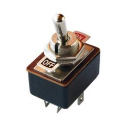 Toggle Switch Orta Boy On-Off 6p