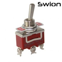 Toggle Switch Büyük Boy On-Off 3p Vidalı Swıon 15a