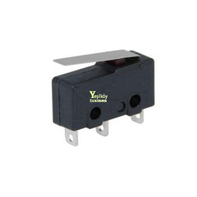 Micro Switch Lehim Bacak PALETLi