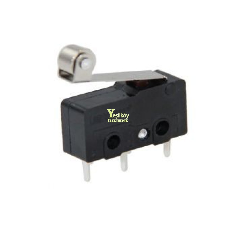 Micro Switch iğne Bacak MAKARALI