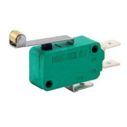Micro Switch Uzun Makaralı 220V 16a Donghaı