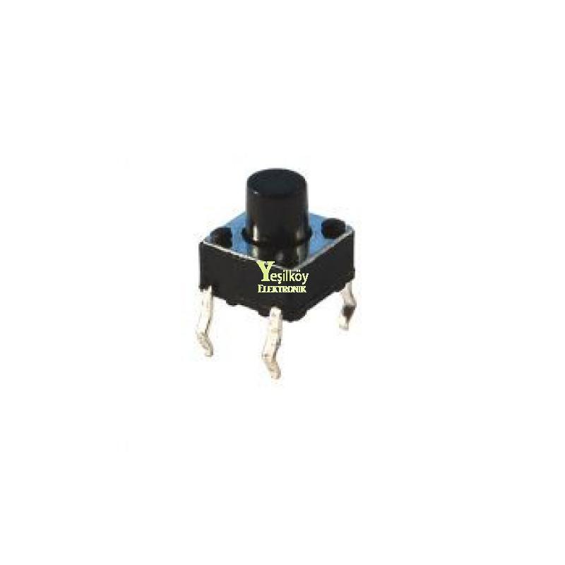 Tac Switch C-9 Buton 6x6 0,8mm