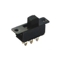 Ic-208a Slıde Switch 0-1-2 6p