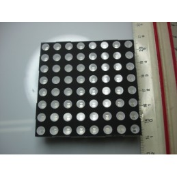 8x8 dot matrix display