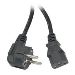 Power Kablo L Erkek Düz Dişi