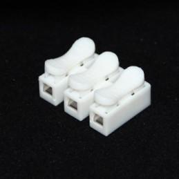 Klemens 3lü Basmalı Beyaz
