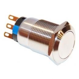 Swion Metal 19mm Işıksız Metal Anahtar 3p ip67 Ledsiz