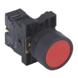 Lay5-Ea42 22mm Buton NC Kırmızı