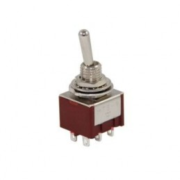 Toggle Switch On-Off 6p MTS-202 A Kalite