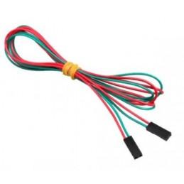 2pin Dişi Dişi 700mm Kablo