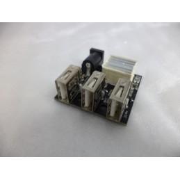 3 Usb Çıkışlı Powerbank Modülü 8amper Step Down