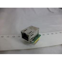 W5500 Ethernet SPI to Lan Modül