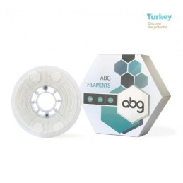 ABG Beyaz PLA  1.75mm Filament