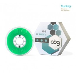 ABG Neon Yeşil PLA 1.75mm Filament
