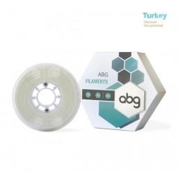 ABG Yarı Esnek 1.75mm Naturel Filament