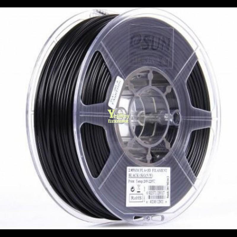 Esun 2.85mm ABS Plus Filament Siyah