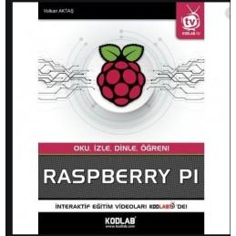 Raspberry Pi Kitap Kodlab