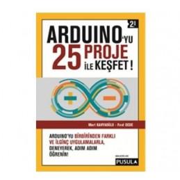 Arduino 25 Proje ile Keşfet...