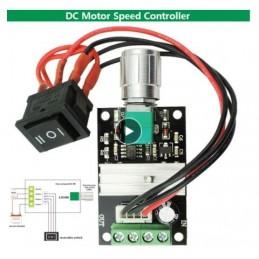 DC Motor Hız Yön Kontrol...