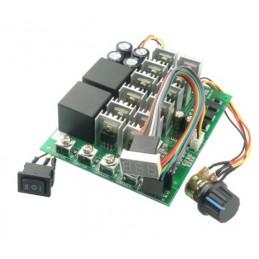 ICQUANZX 60v 60A PWM Motor...