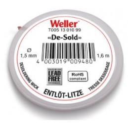 Weller Lehim Çekme Teli 1.5mm