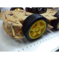 Robot Şase ve Tekerlek