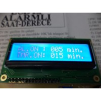 LCD Modüller